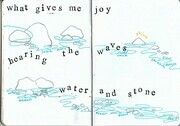 The Joy Diary, page 20 and 21