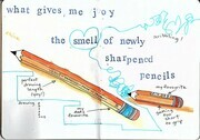 The Joy Diary, page 4 and 5